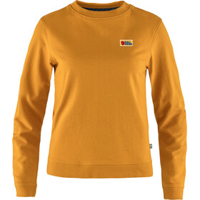 Fjällräven Vardag Suéter Mujer, amarillo